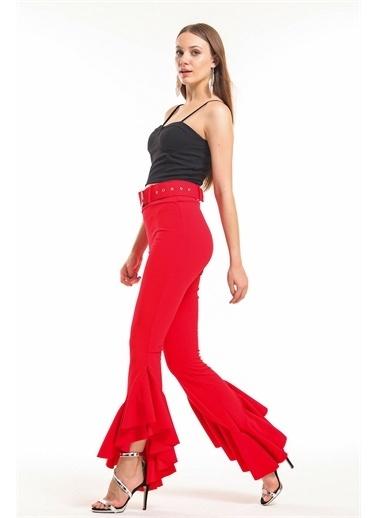 Sense Pantolon Kırmızı